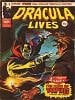 Thumbnail UK COMICS DRACULA LIVES COLLECTION OF 1970s HORROR