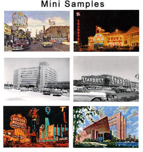 Product picture Vintage Las Vegas Images 400