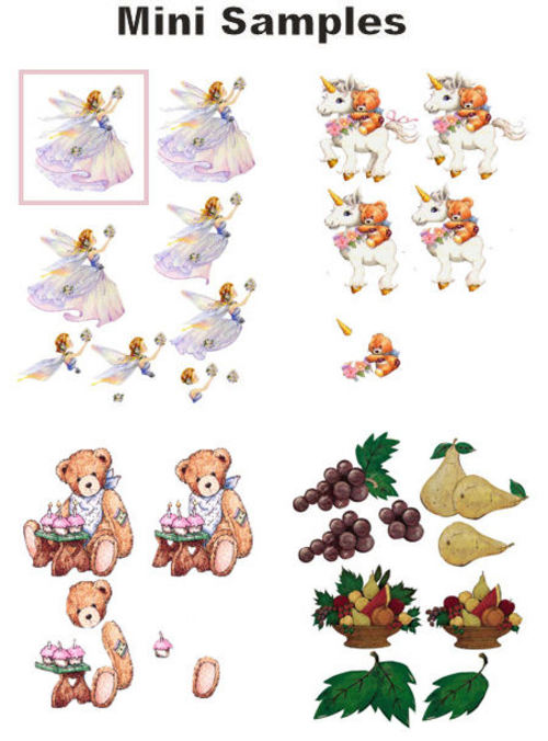 Product picture Decoupage Arts & Crafts Images Vol1 Part2
